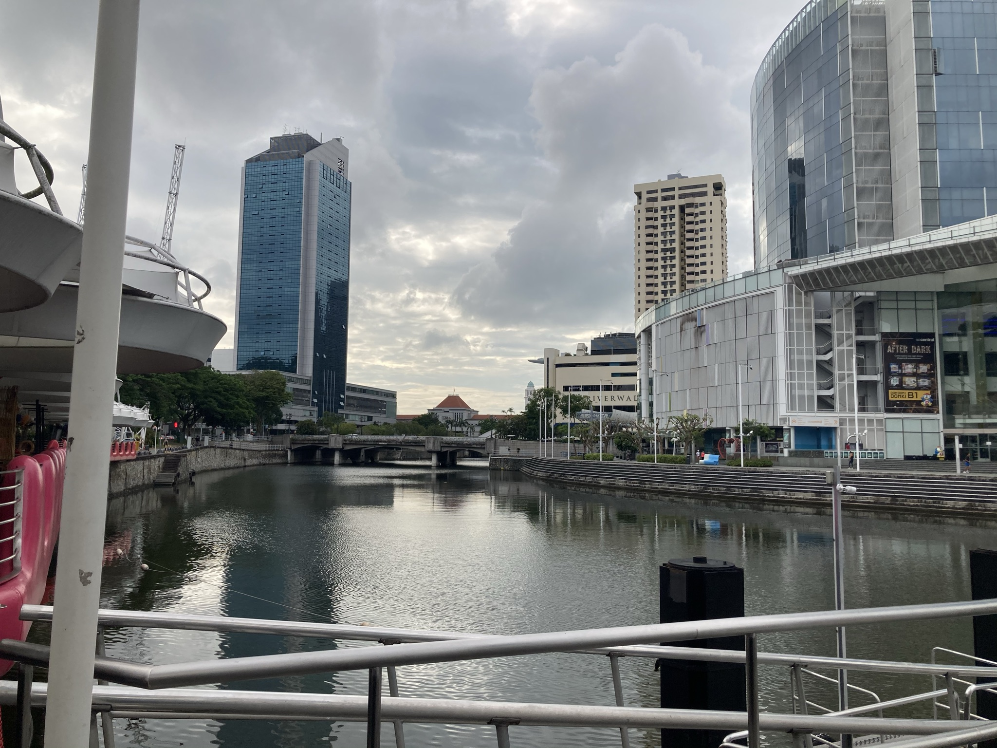 Canninghill Piers Singapore River at Core City Centre Orchard Near to Amenities